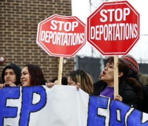 Limitarían   prioridad de deportaciones