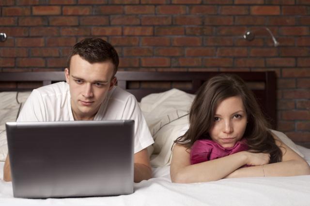 Las redes sociales y el amor