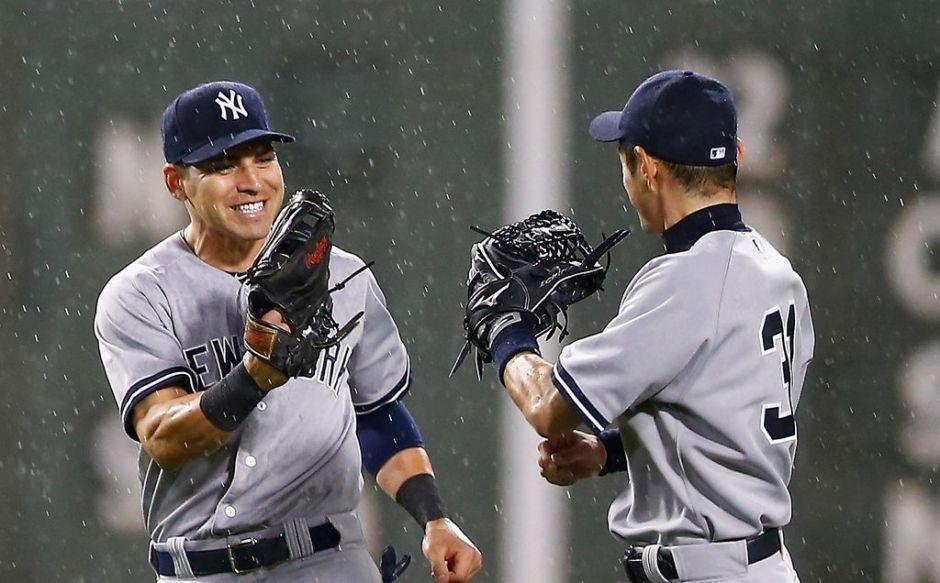 Yankees castigan a Boston con juegazo de Elsbury