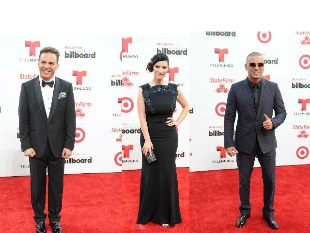 Estrellas y estrellados en los Latin Billboard