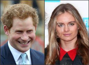 ¿Cómo fue la ruptura del príncipe Enrique y Cressida Bonas?