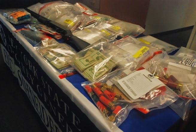 Narcos arrestados en NY inventaron jerga para evadir autoridades