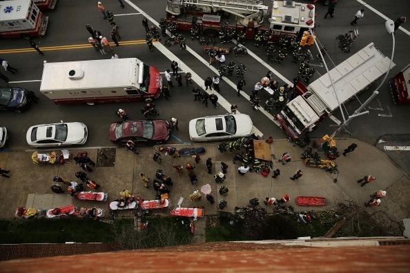 Vías en zona de accidente de tren en Queens habían sido restauradas