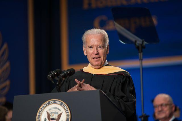 """Biden: hay que """"sacar de las sombras"""" a los inmigrantes"""