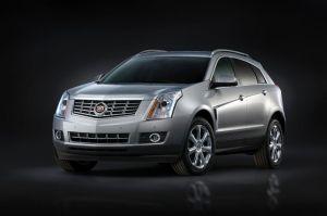 Retiran del mercado 56,400 SUV's Cadillac SRX 2013
