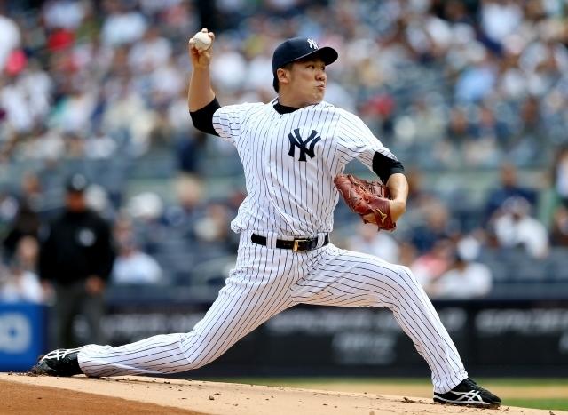 Tanaka se luce en la loma ante los Rays de Tampa Bay