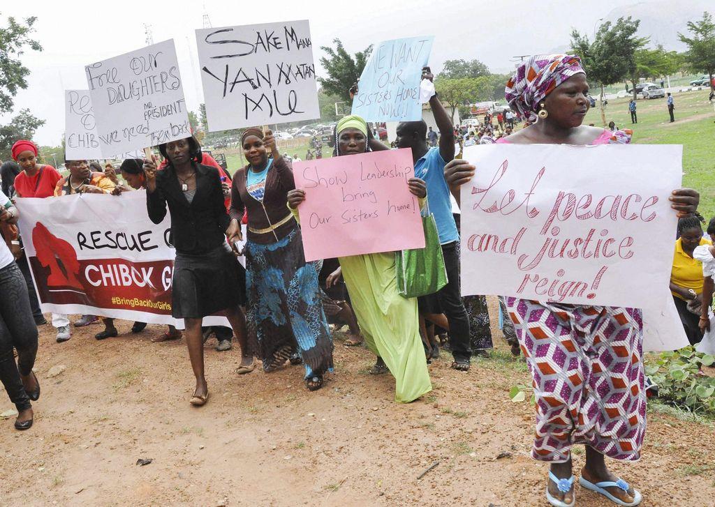 Niña nigeriana denuncia hasta 15 violaciones diarias