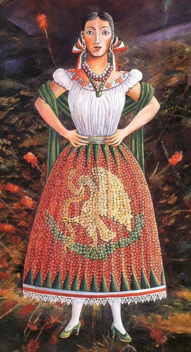 La China Poblana: una princesa oriental
