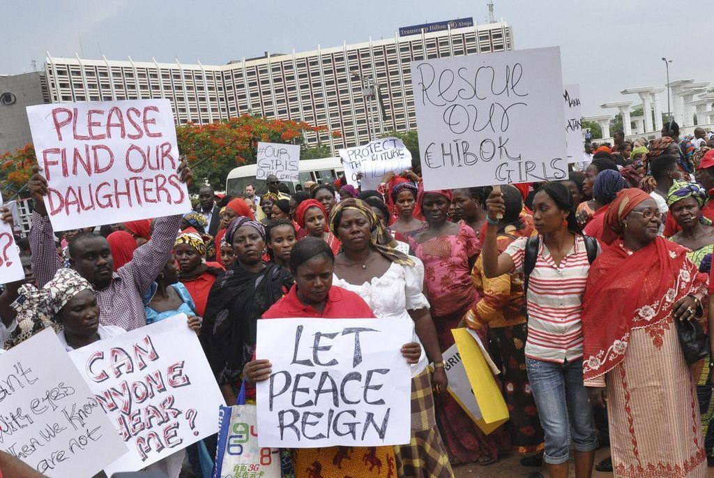 ONU condena secuestro de niñas en Nigeria