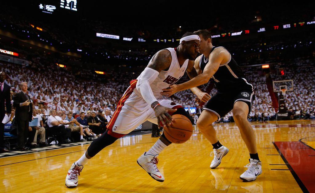 Los Nets de Brooklyn sufren nuevo revés ante Miami