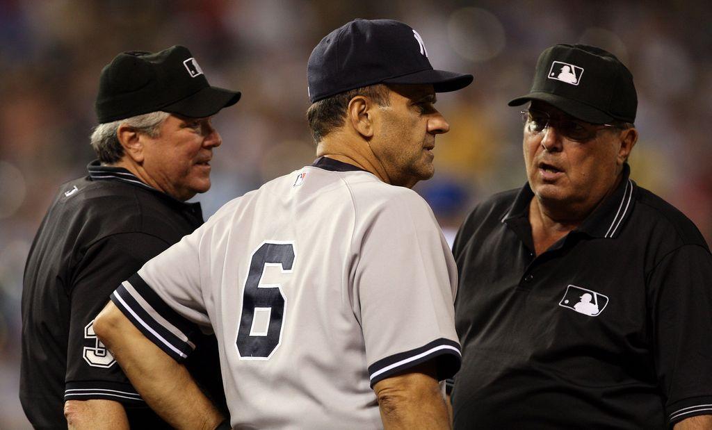 Los Yankees retirarán el 6 de Joe Torre