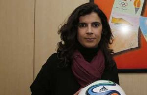 Mujer de 36 años dirigirá a un equipo francés