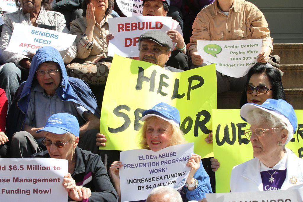 #BuenosDíasNYC: Ancianos de NYC necesitan más fondos públicos…