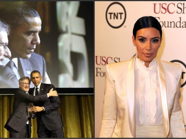 Obama se niega a conocer a Kim Kardashian