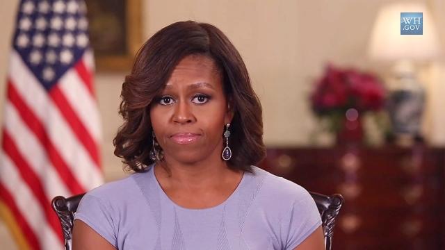 Michelle Obama sufrió un aborto espontáneo