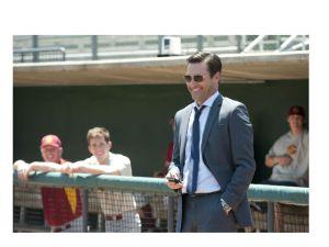 Jon Hamm pasa de 'Mad Men' al baseball en nuevo filme