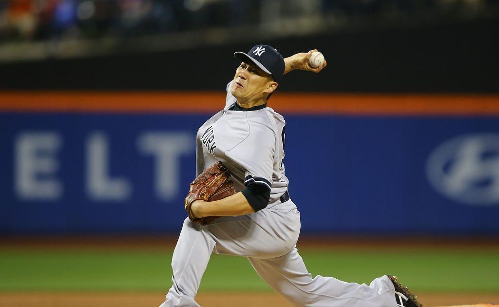 Tanaka blanquea a los Mets en la 'Serie del Subway'