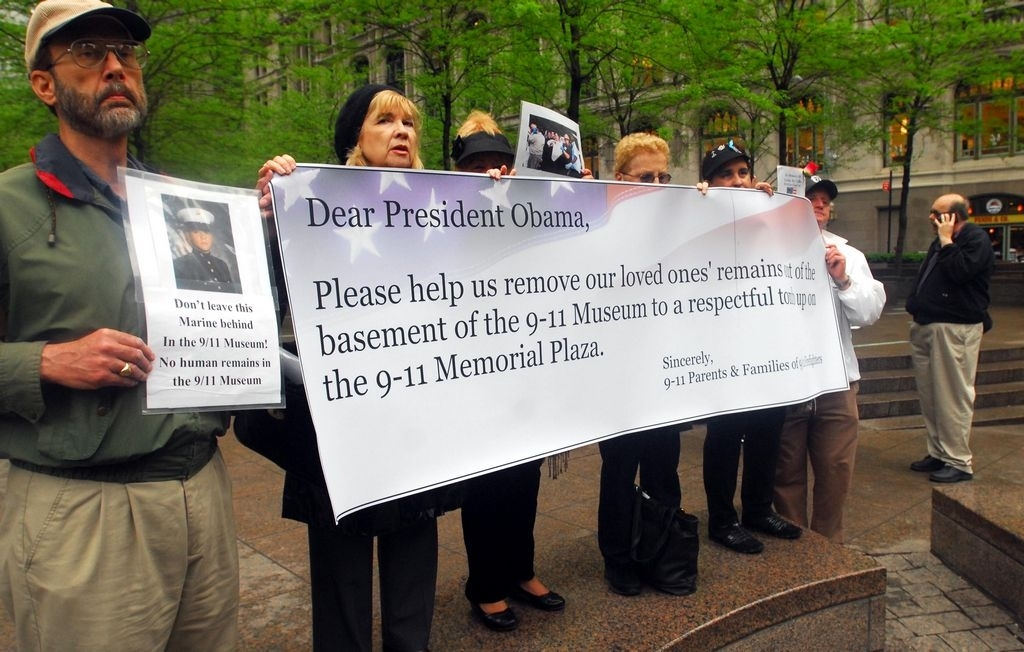 Museo 11-S despierta malestar en familia de víctima hispana