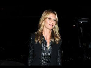 Heidi Klum dio dinero y una casa a su exnovio tras su ruptura
