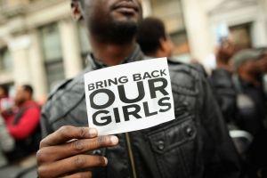 Niñas raptadas en Nigeria fueron divididas en grupos