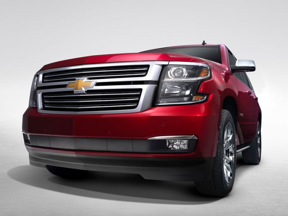 Chevrolet Tahoe 2015: prueba de manejo