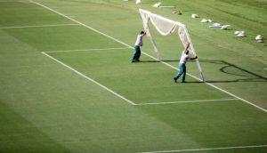 Entregan sedes a la FIFA