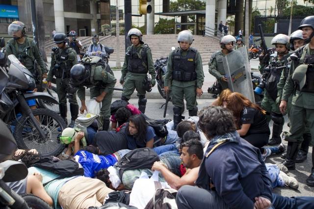 Denuncian que impunidad criminal alcanza 94% en Venezuela
