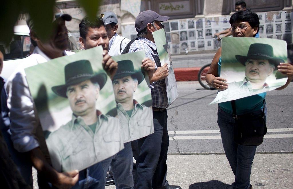 Condenan al expresidente Portillo a 58 meses de cárcel