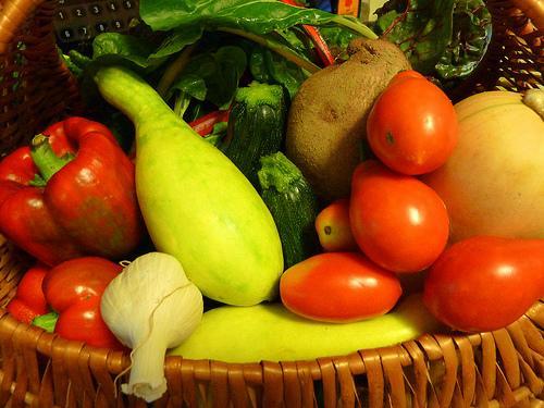 Alimentos saludables para la primavera