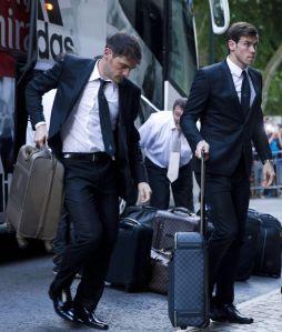 Real Madrid  vela armas en  Lisboa