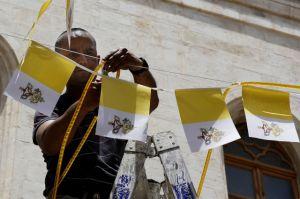 Papa Francisco a Tierra Santa