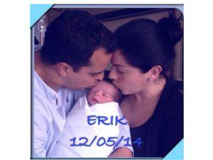 Lidia Ávila presenta a su hijo Erik y, ¡despeja dudas!