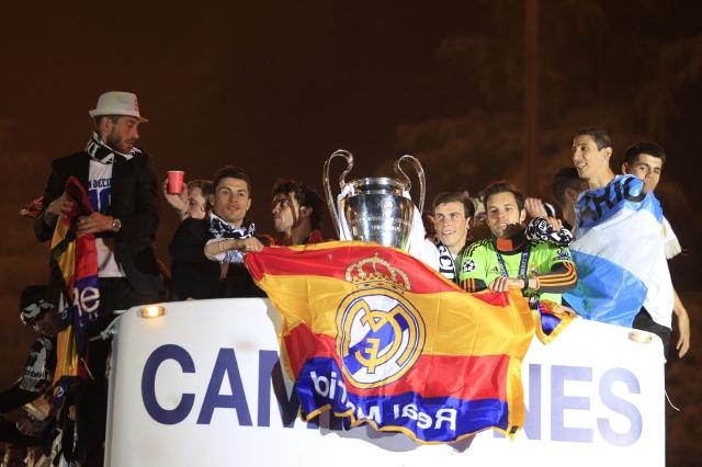 Real Madrid acaba  obsesión por la 'Décima'