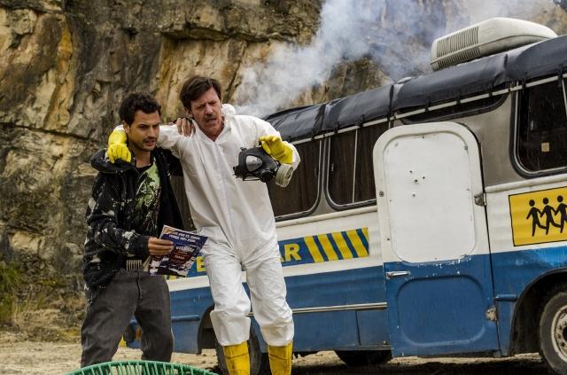 Arranca 'Breaking Bad' a lo colombiano