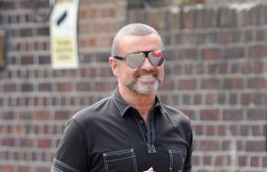 George Michael, ingresado de urgencia en el hospital