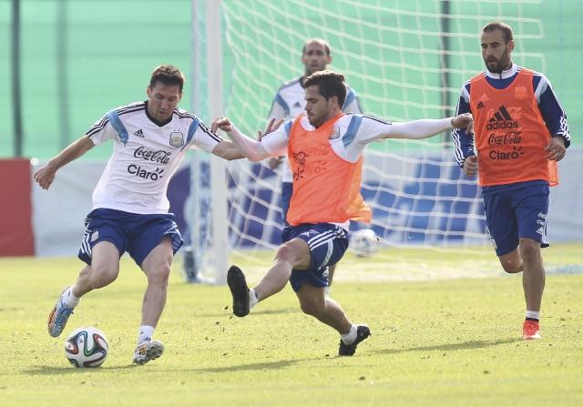 Argentina se quita presión