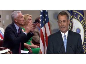 Jorge Ramos: atacado por desenmascarar a Boehner  (Videos, fotos)