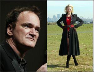 Quentin Tarantino y Uma Thurman, ¿enamorados?
