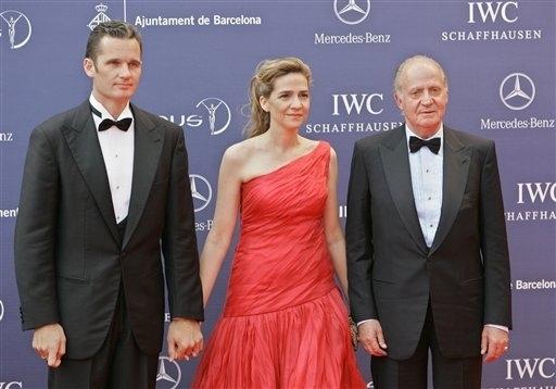Amiga íntima del rey Juan Carlos lo involucra en escándalos de corrupción