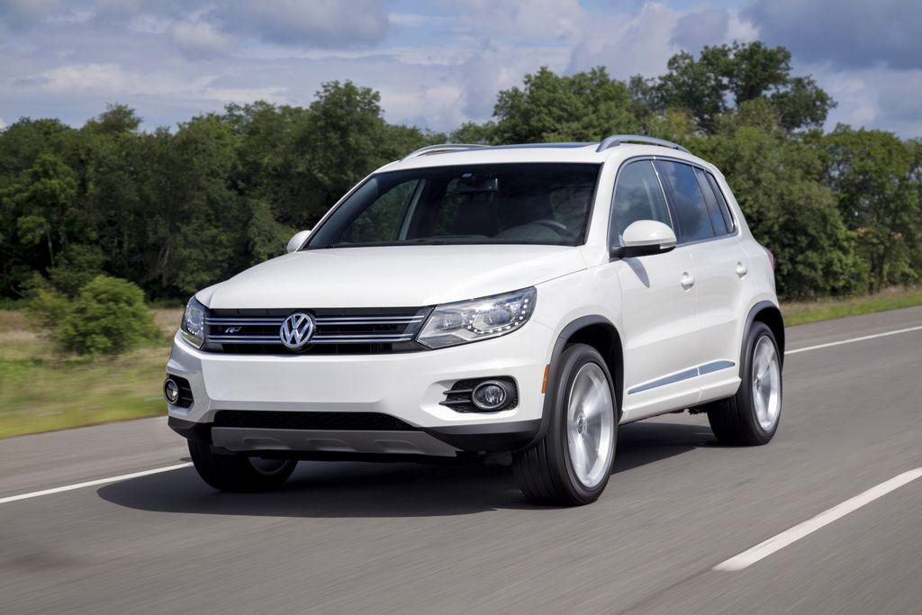Volkswagen quiere triplicar su línea de SUV
