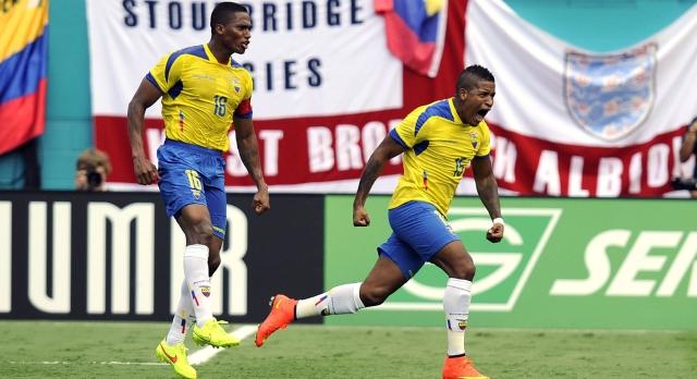 Ecuador supera prueba
