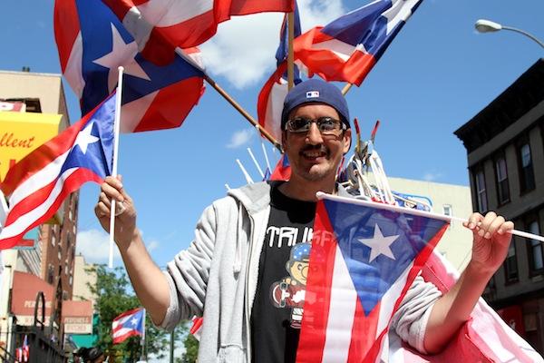 #BuenosDíasNYC: Orgullo boricua en la Quinta Avenida este domingo…