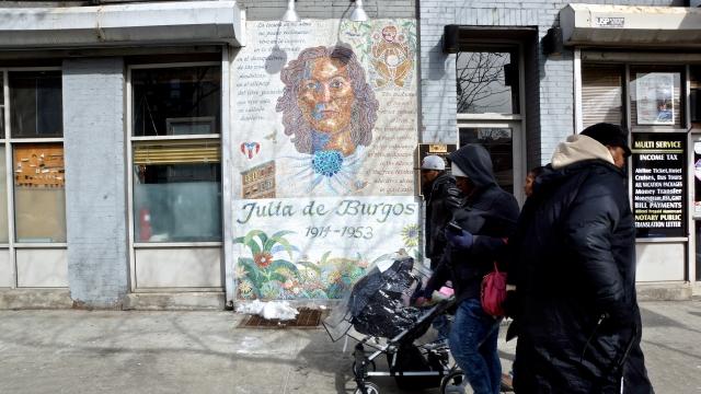 Julia de Burgos, 100 años de historia