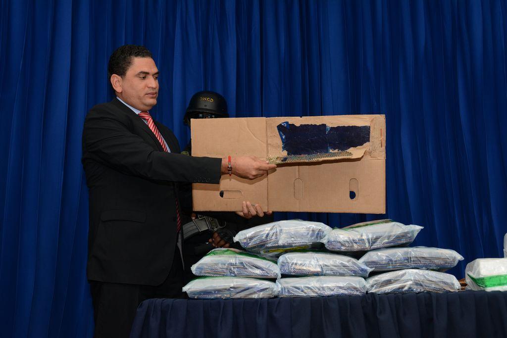 Detectan cocaína en un envío de yuca, limones y ajíes a Brooklyn