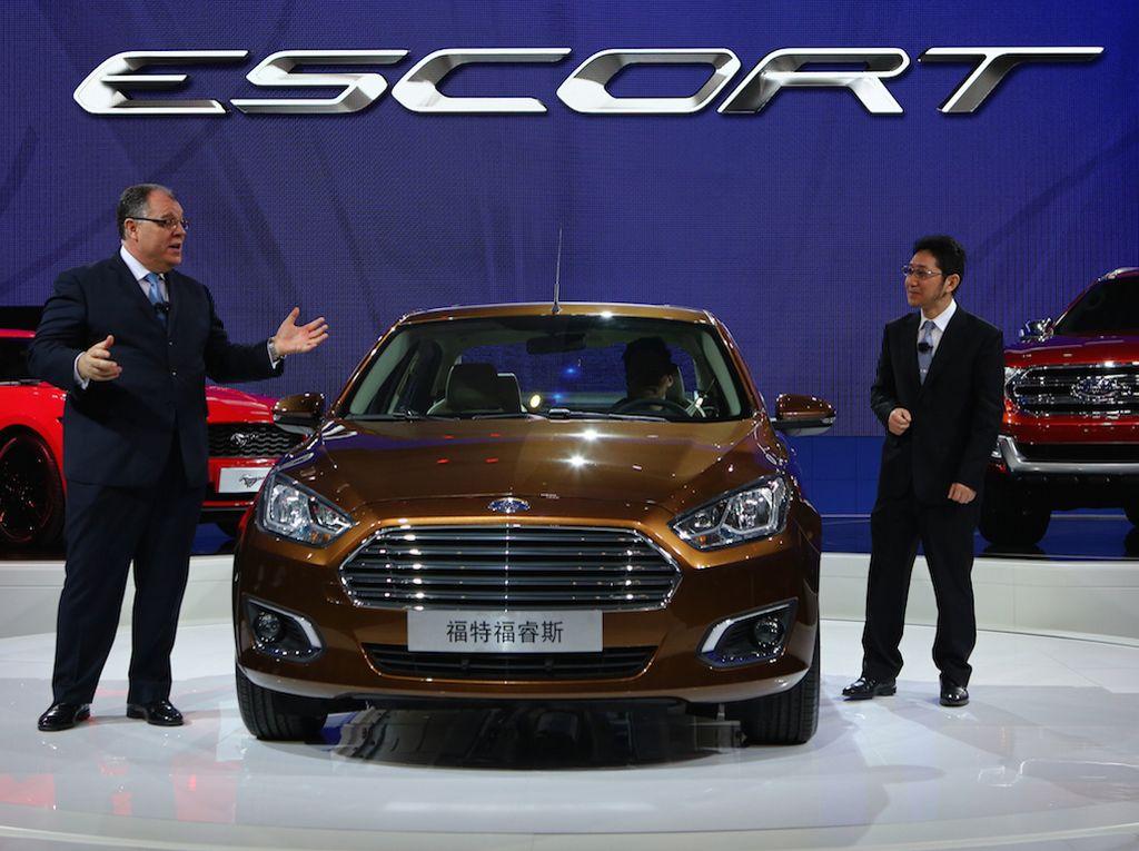 Ford crece en China a pasos agigantados