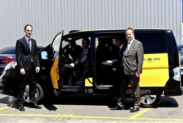 Nissan lanza el e-NV200, su segundo vehículo eléctrico