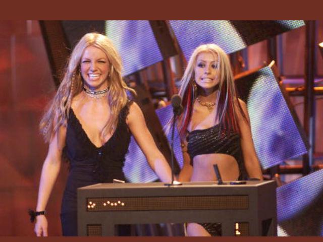 Usan a Britney Spears y Christina Aguilera para vender cocaína
