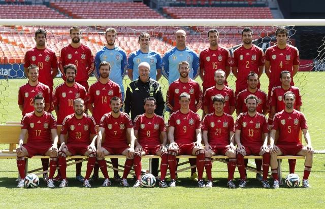 La Roja encabeza a los más caros del Mundial
