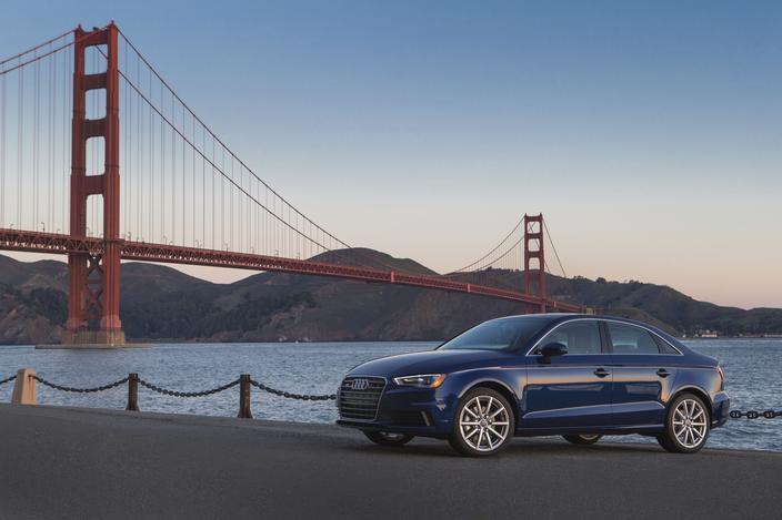 Audi acorta la brecha de ventas con BMW