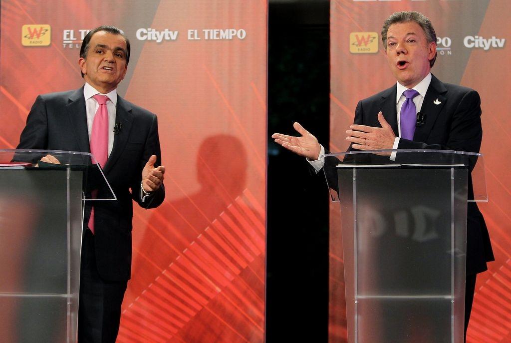 Colombia: la paz el tema central de las elecciones